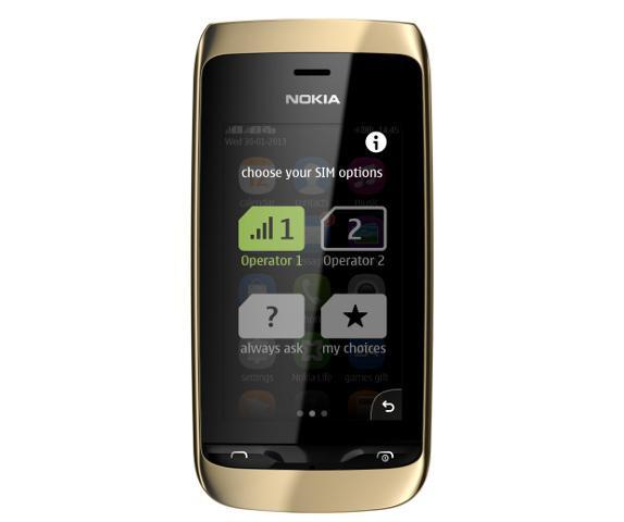 Nokia Asha 310 fot4