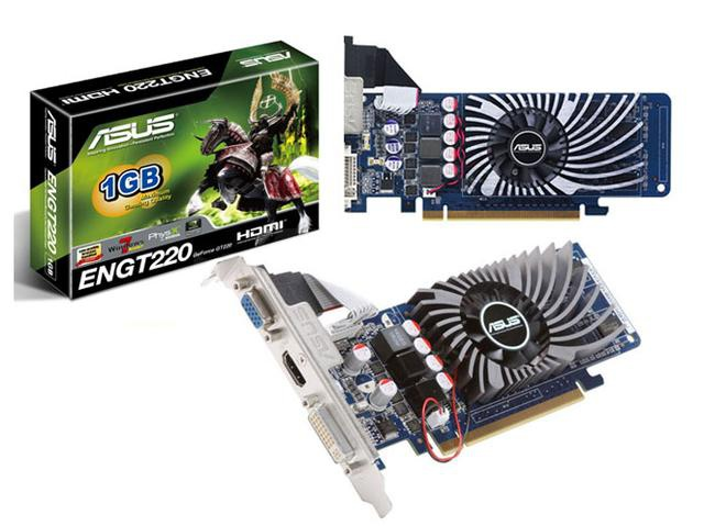 ASUS GeForce GT 220 LP