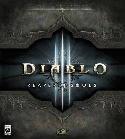 Diablo III: Reaper of Souls Collectors Edition PL