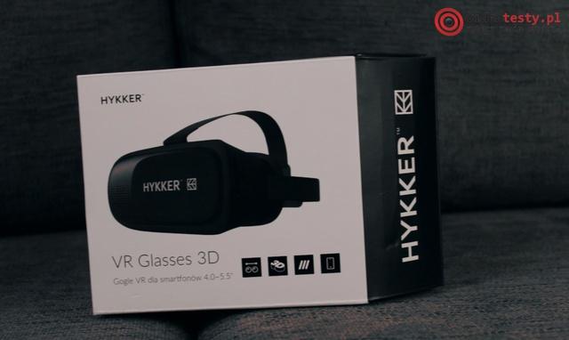 Hykker VR Glasses