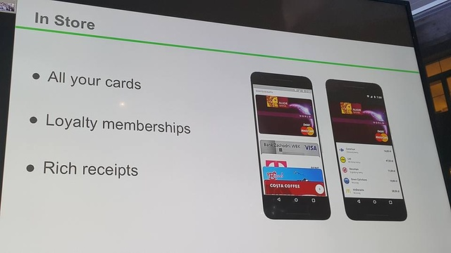 Google Pay, Android Pay