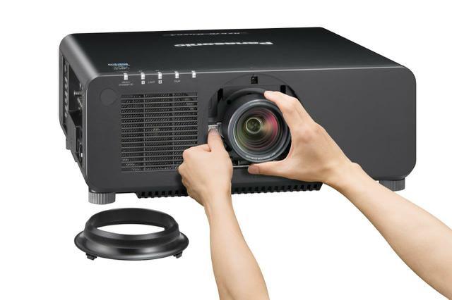 Projektory Panasonic