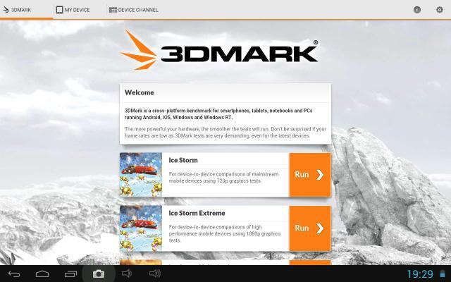 3DMark Benchmark fot1