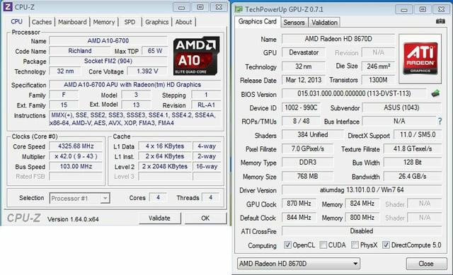 AMD A10-6700 Richland fot4