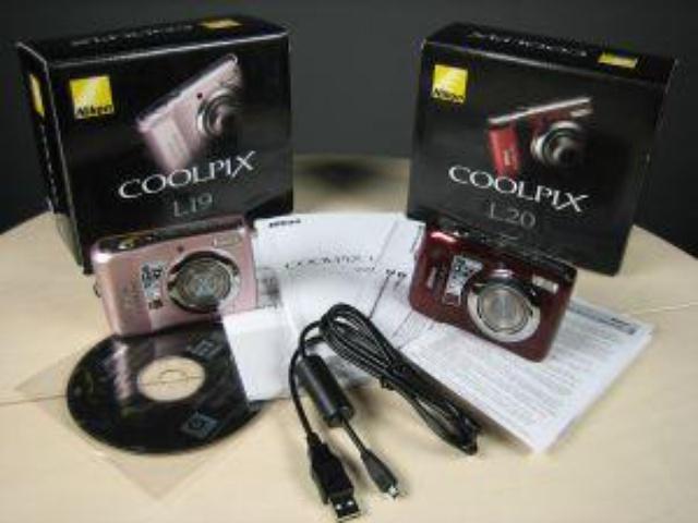 Nikon Coolpix L19 i L20