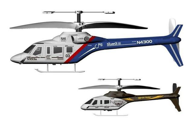 Idealny Prezent Pod Choinkę - Helikopter Sterowany Dla Dziecka