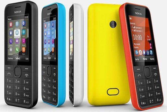 Nokia 207 i Nokia 208 fot2