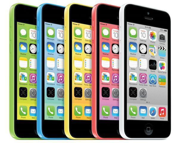 Apple iPhone 5C fot3