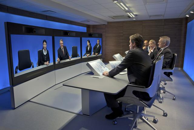 system telepresence full-view