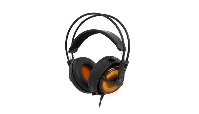 Słuchawki SteelSeries Siberia v2 Heat Orange