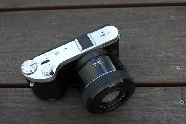 Samsung NX300 3