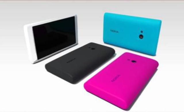 Miękkie etui Nokia CC-1020 do N9