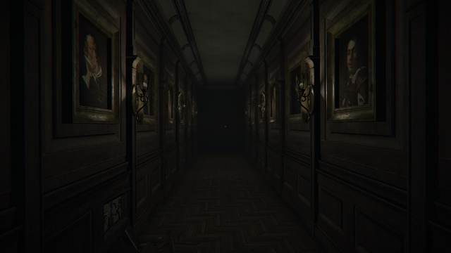 Layers of Fear Korytarz