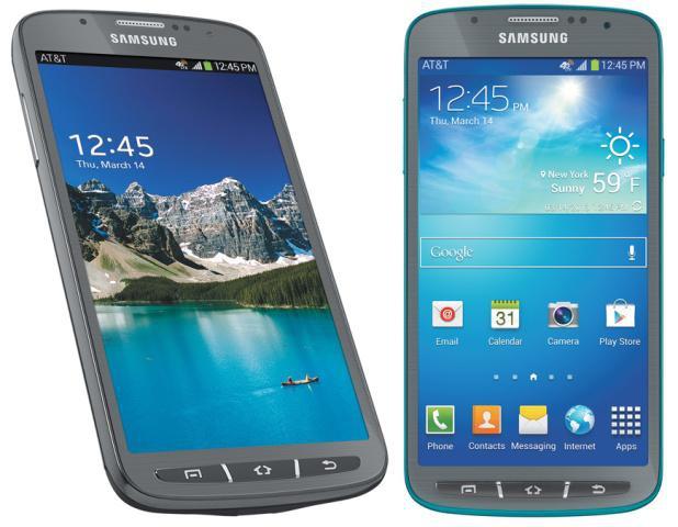 Samsung Galaxy S4 Active fot7