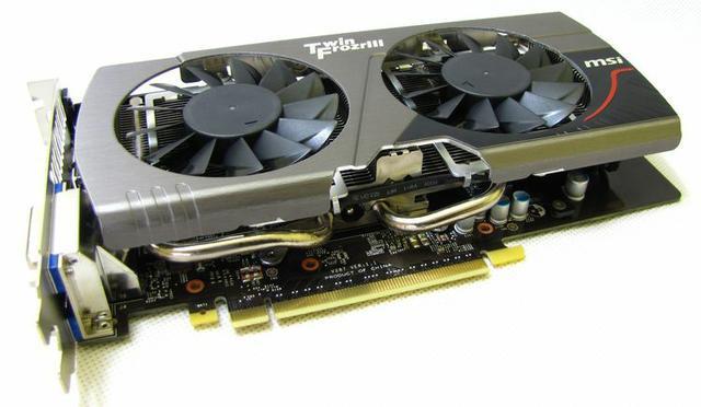 MSI GTX660 Twin Frozr fot1