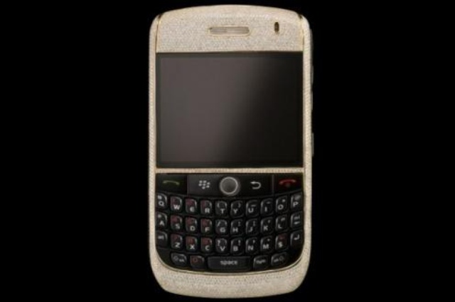 BlackBerry Amosu Curva