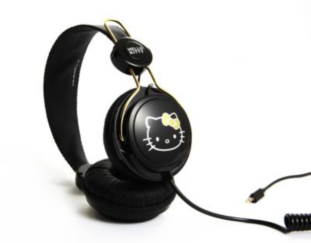 Coloud Hello Kitty Black Gold