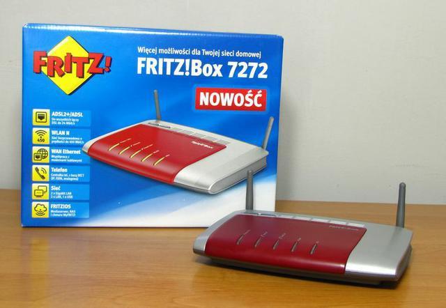 Fritz Box 7272 fot1