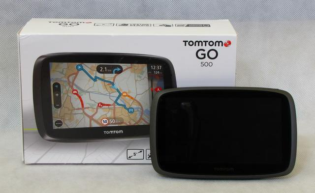 TomTom Go 500 fot1