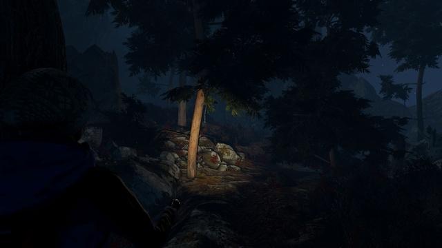 Through the Woods - Latarka