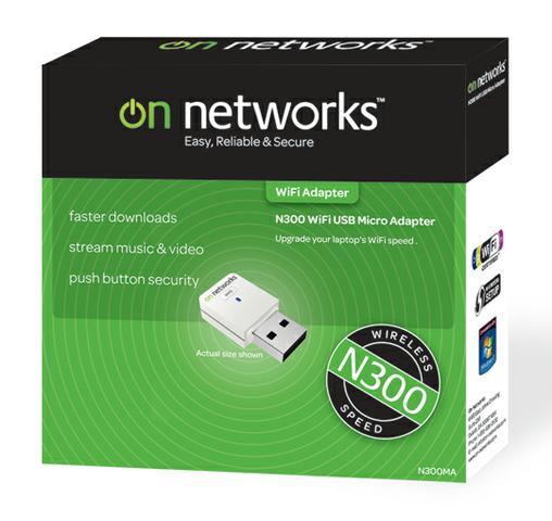 On Networks WiFi N300MA  fot4