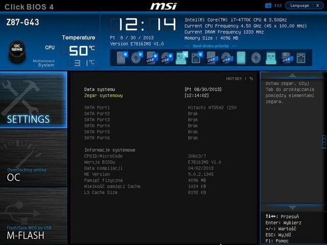 MSI Z87-G43 uefi fot2