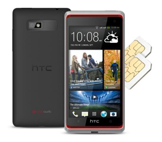 HTC Desire 600 Dual SIM fot1
