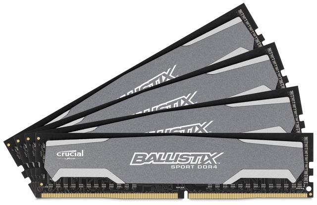 Crucial Ballistix Sport 2x4GB 2400MHz