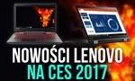 CES 2017 - Stanowisko Lenovo Pęka w Szwach!