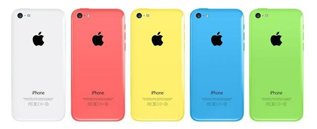 Apple iPhone 5C fot4