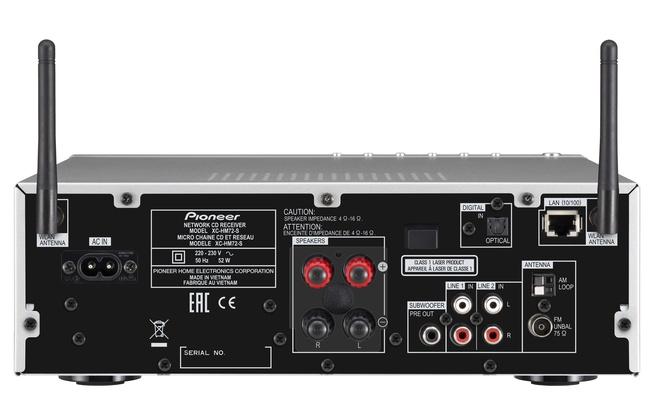 Pioneer X-HM72D-K