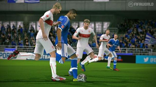 EA Sports – FIFA World - reaktywacja