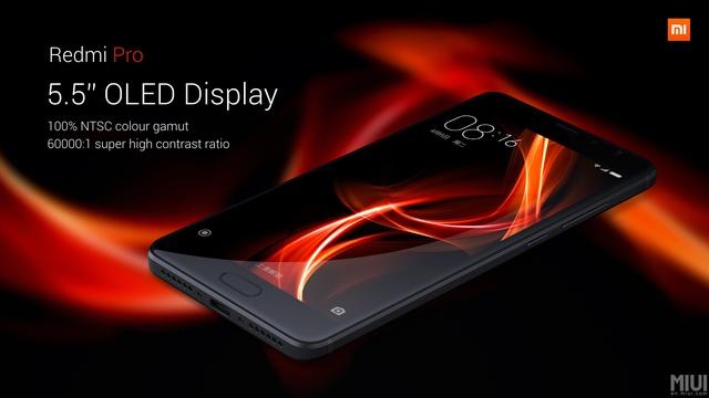 Redmi Pro Ekran