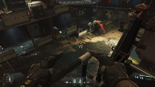 Call of Duty: Infinite Warfare - Dwa Pistolety