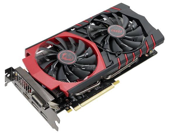 MSI GeForce GTX950
