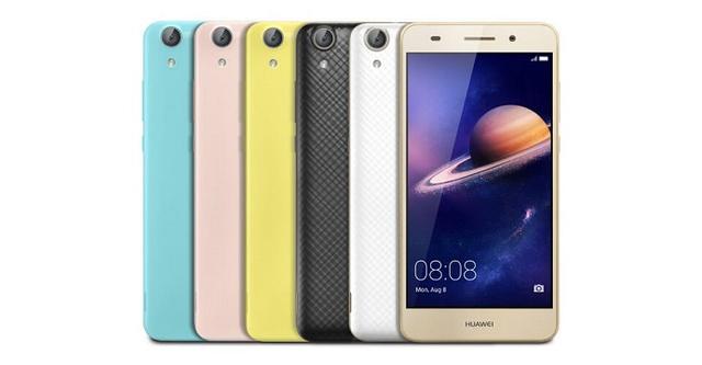 Huawei Y6 II Front