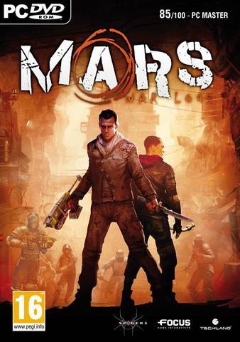 Magrunner: Dark Pulse oraz Mars War Logs