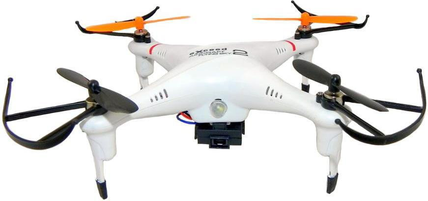 Xblitz Dron Quadrocopter Raider
