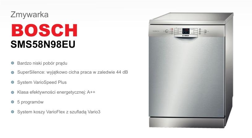 Bosch SMS58N98EU