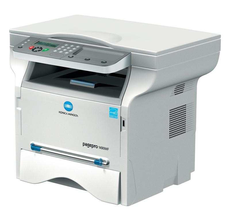 Konica minolta pagepro 1300w driver download