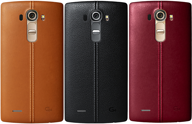 LG G4 brązowy