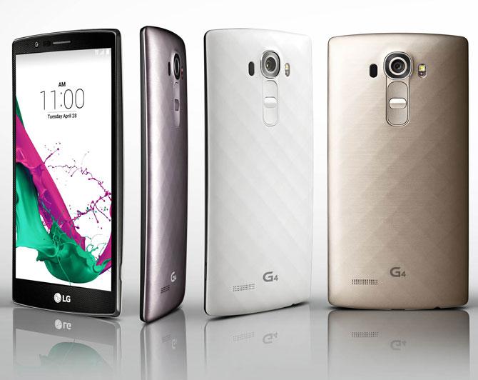 LG G4c tytanowy
