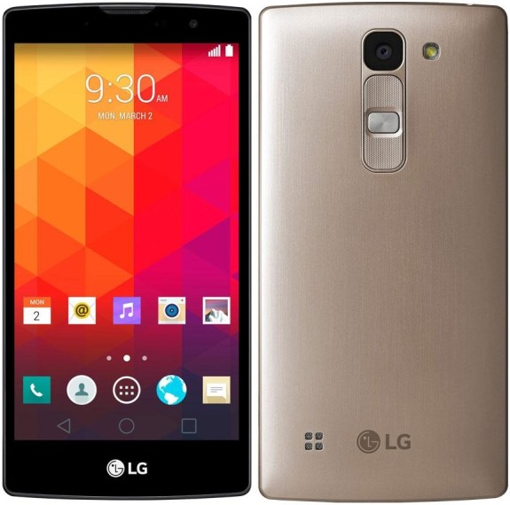 LG Spirit 4G LTE złoty
