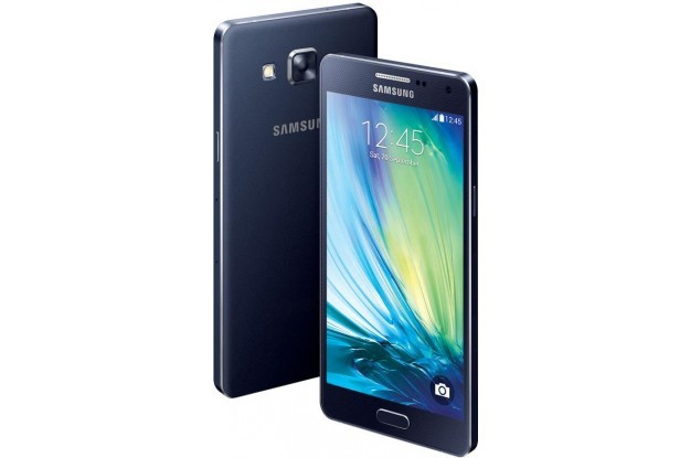 Samsung Galaxy A5 złoty (A500F)