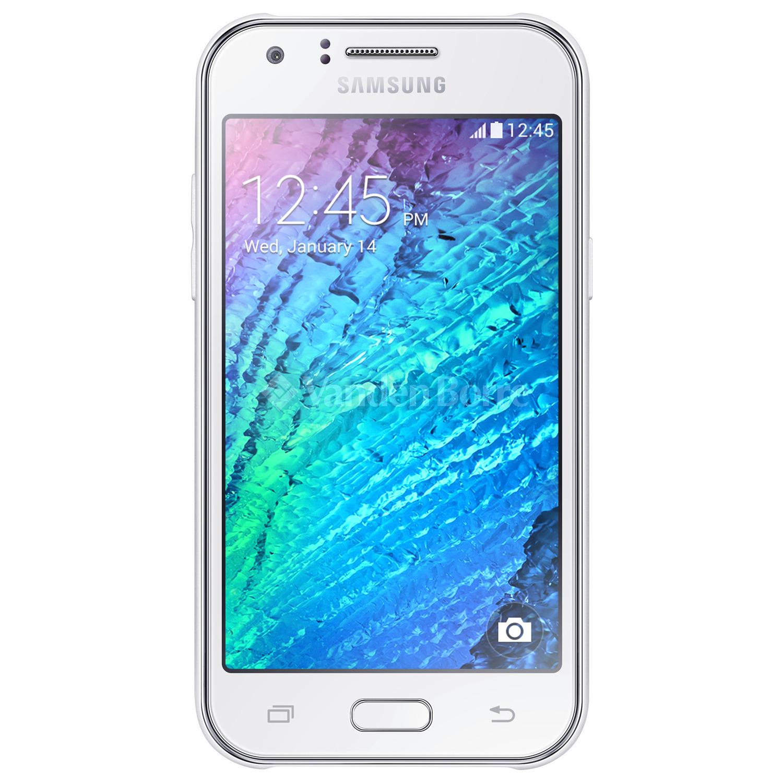 Samsung Galaxy J1 niebieski DualSim (J100H)