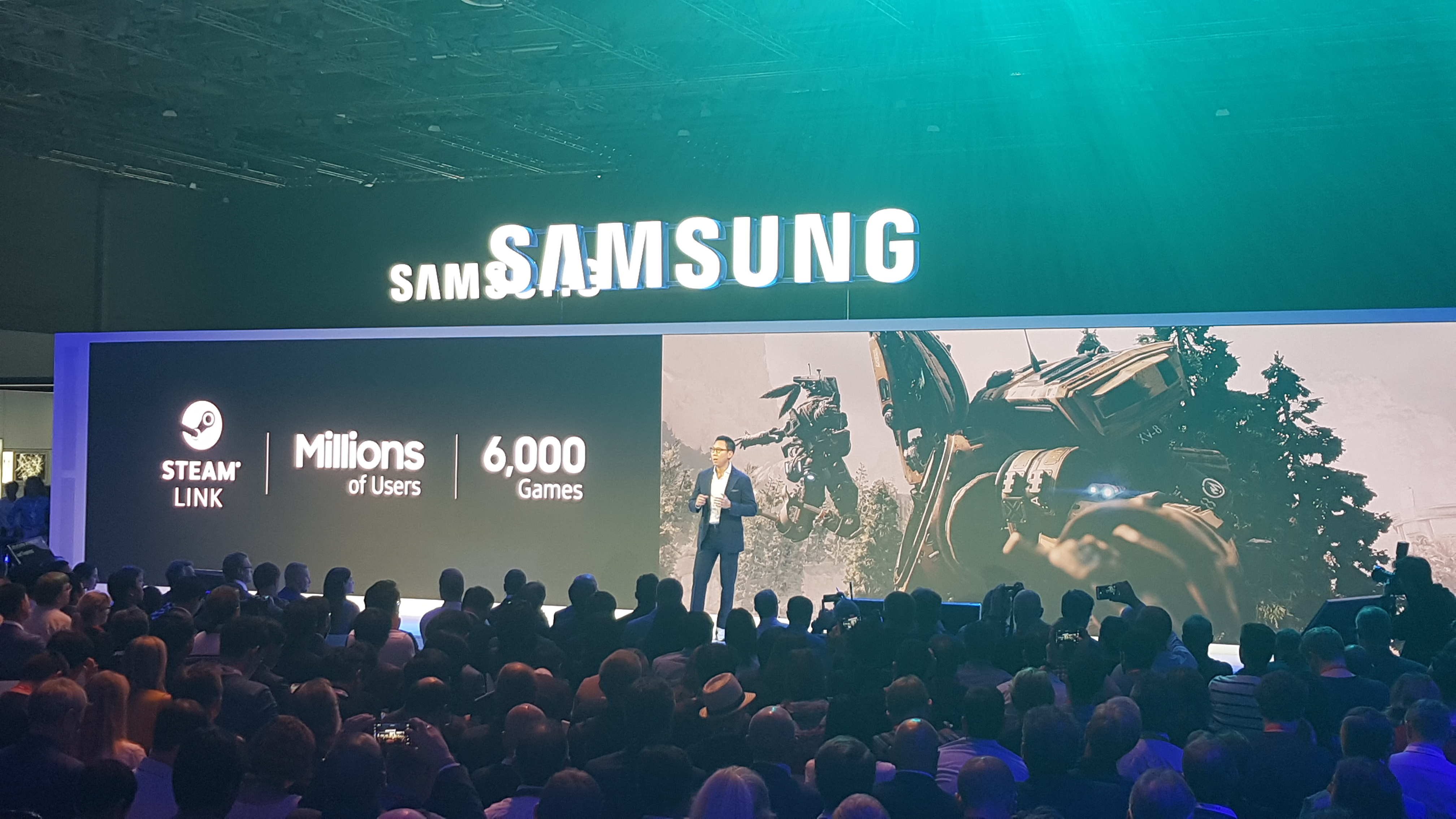 Granie w gry PC ze Steam bezpośrednio na Smart TV Samsunga