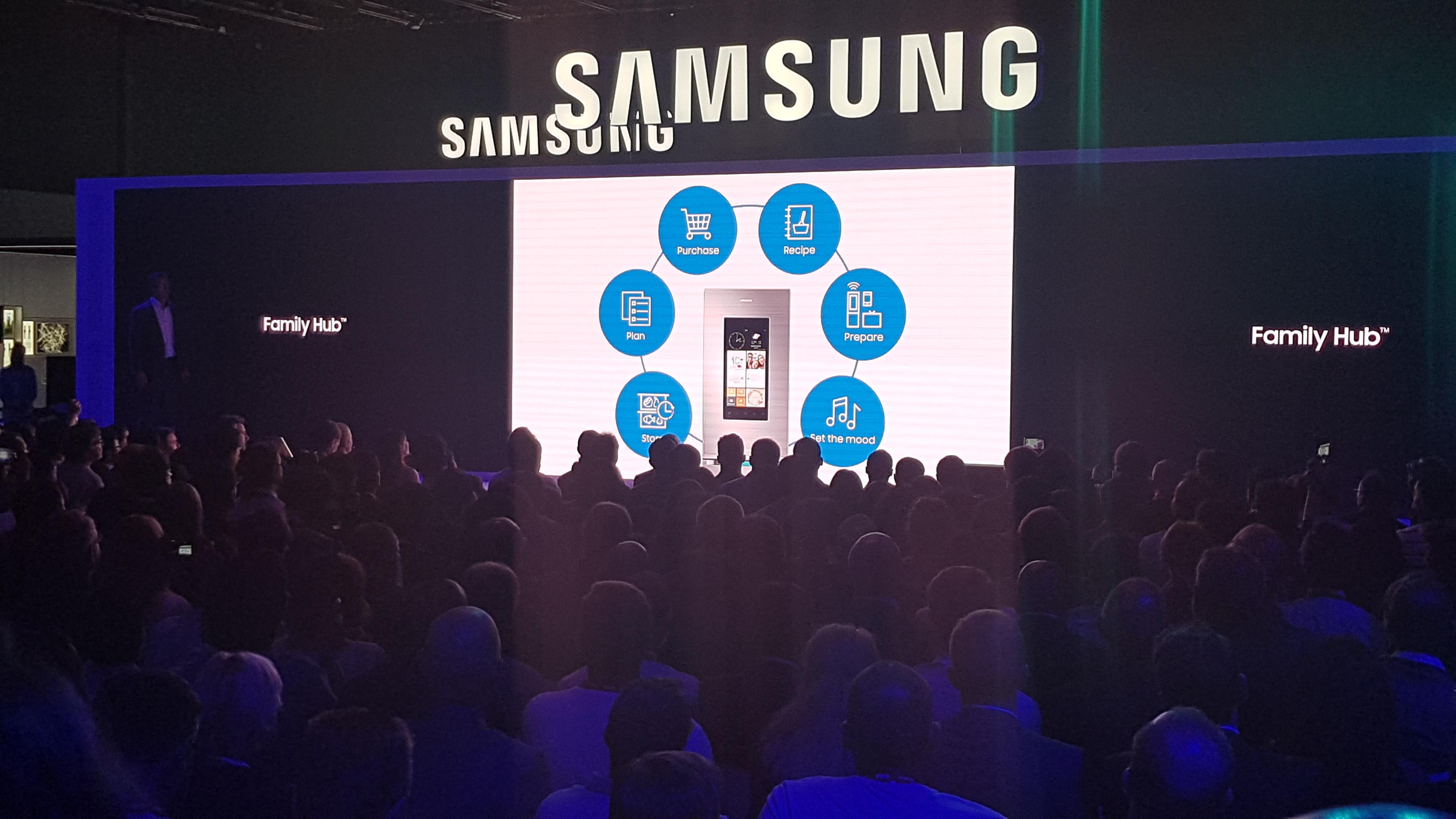 Inteligentna lodówka od Samsunga