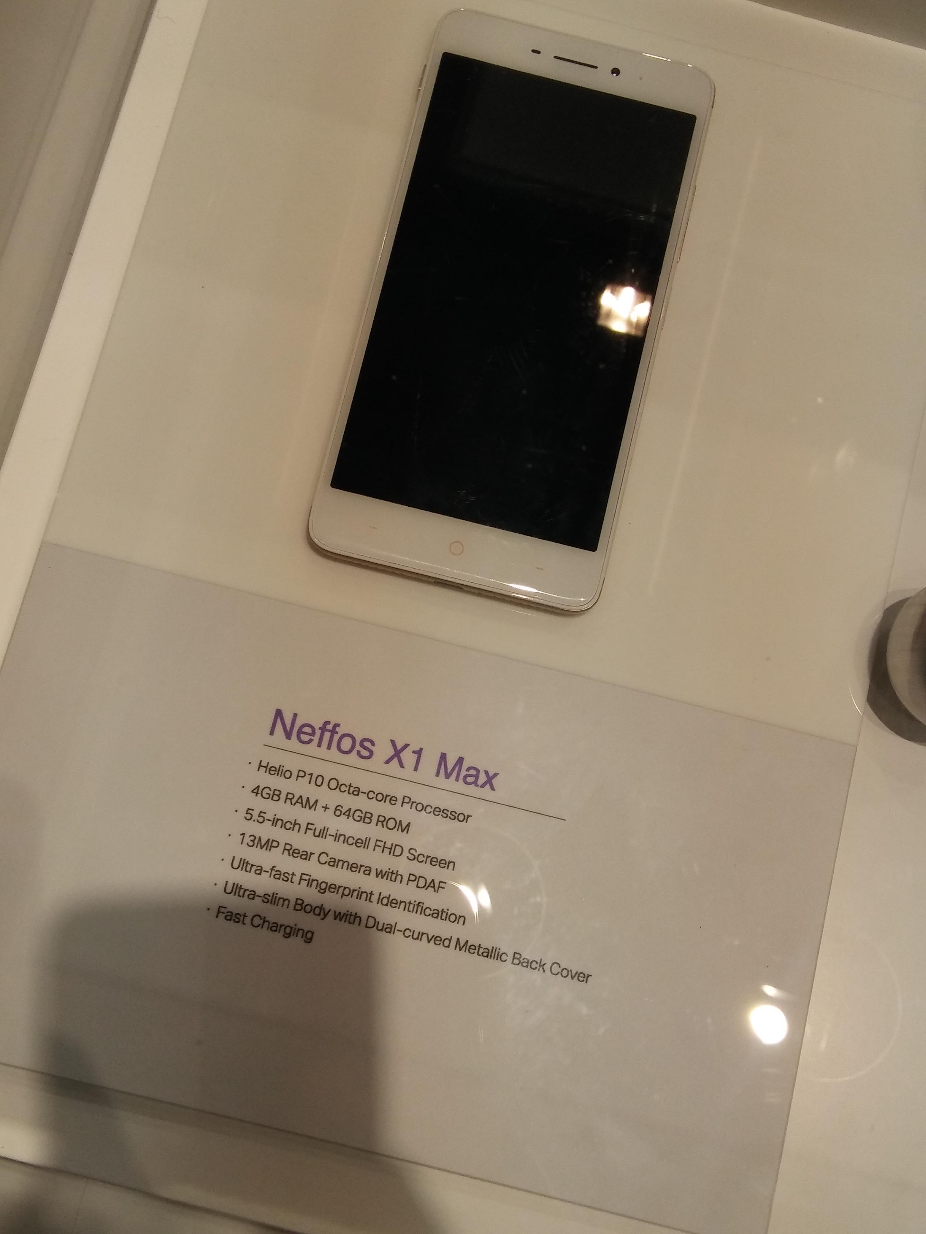 smartfon TP Linka