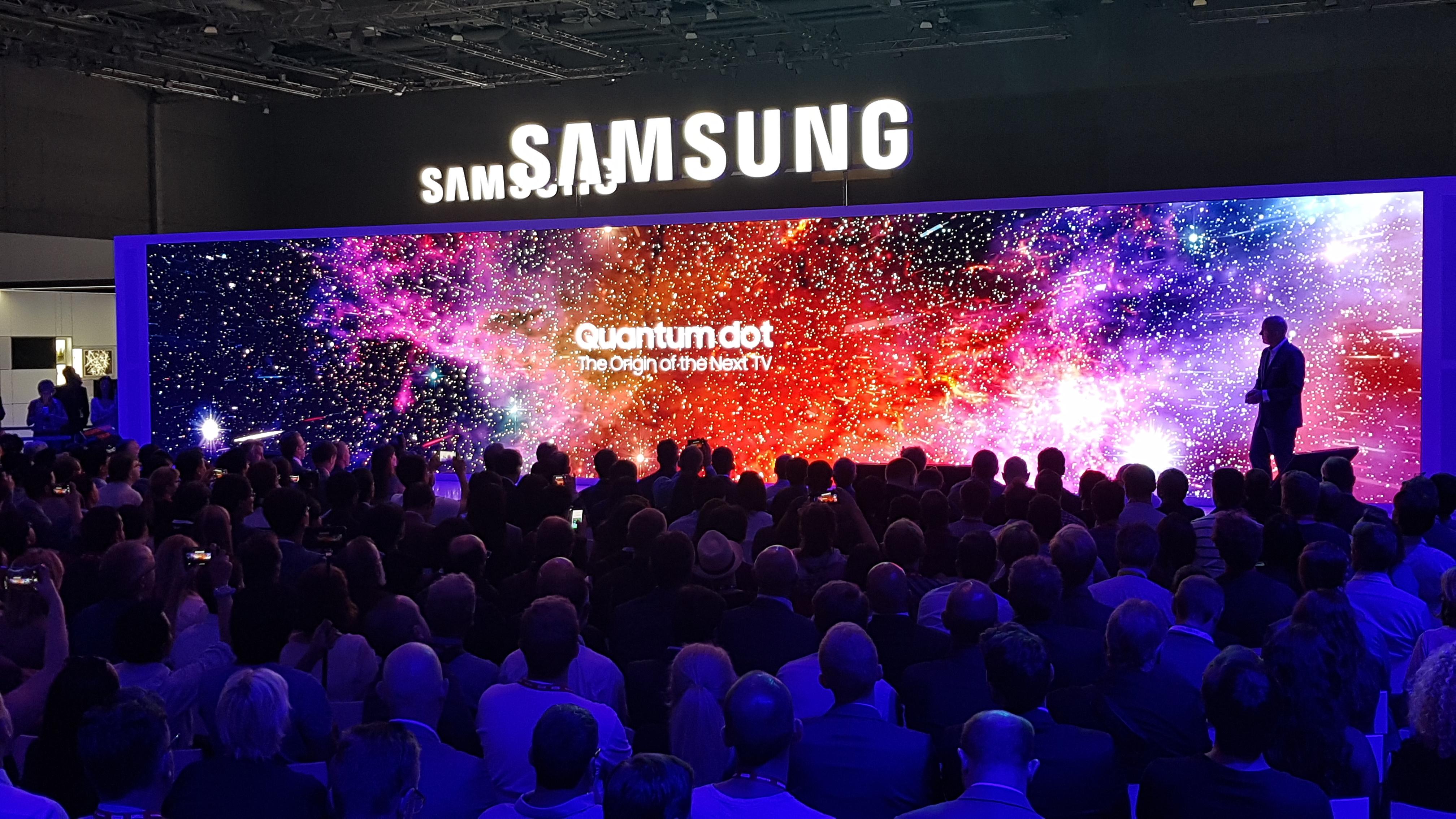 Quantum Dot to wg Samsunga, kolejna rewolucja w TV