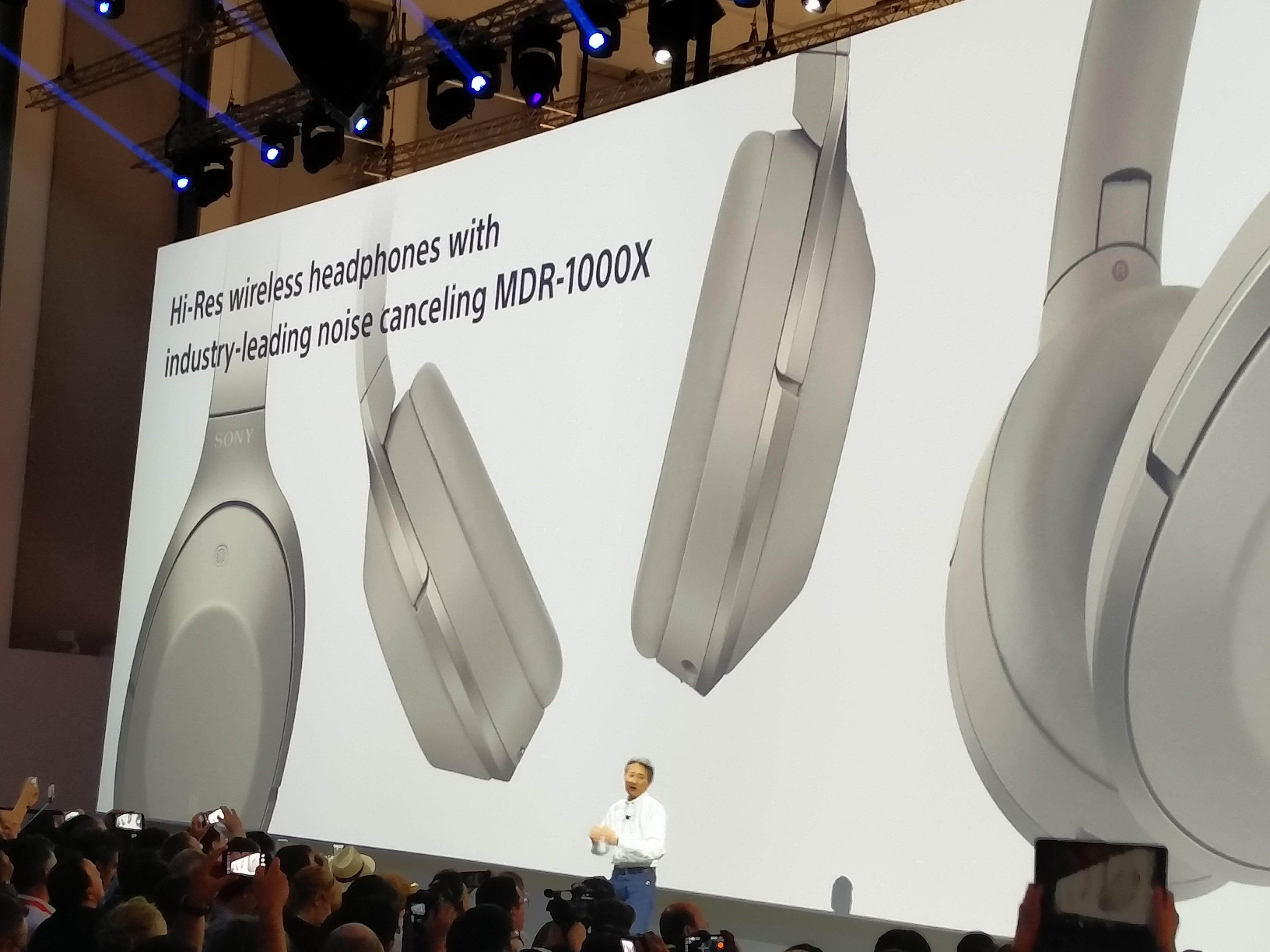 Sony stawia na jakość słuchania muzyki